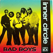 Bad Boys (Swedish edition)