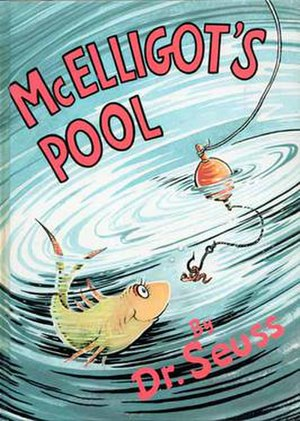 The front cover of McElligot's Pool