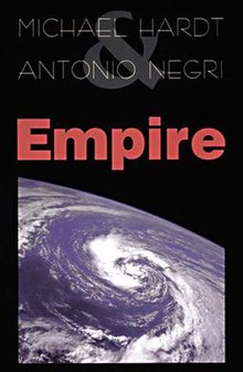 Empire Hardt and Negri book  Wikipedia