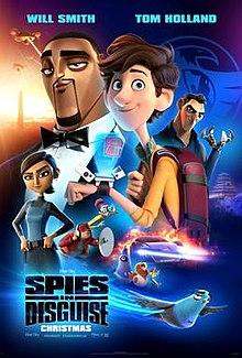 Kata Kata Di Film Magic Hour : magic, Spies, Disguise, Wikipedia