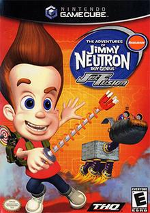 When Did Jimmy Neutron Come Out : jimmy, neutron, Adventures, Jimmy, Neutron, Genius:, Fusion, Wikipedia