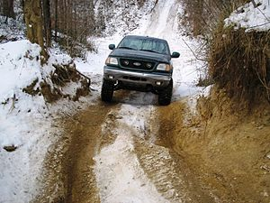 Ford F-150 Two Tracking