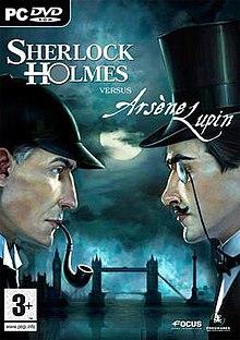 Sherlock Holmes Contre Arsène Lupin : sherlock, holmes, contre, arsène, lupin, Wikizero, Sherlock, Holmes, Versus, Arsène, Lupin
