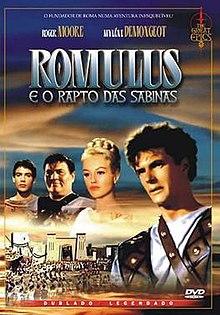 L Enlèvement Des Sabines Film : enlèvement, sabines, Romulus, Sabines, Wikipedia