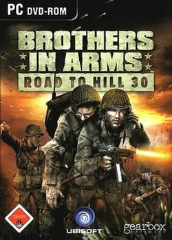 Brothers in Arms box cover