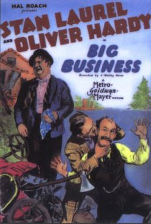 Big Business (1929 film)