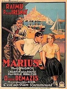 Marius 1931 Film Wikipedia