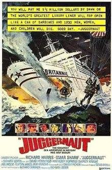 Juggernaut 1974 Film Wikipedia