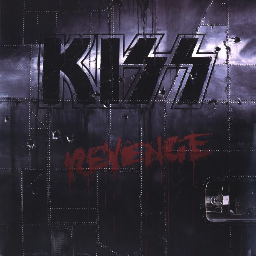 Revenge Kissin Albumi Wikipedia