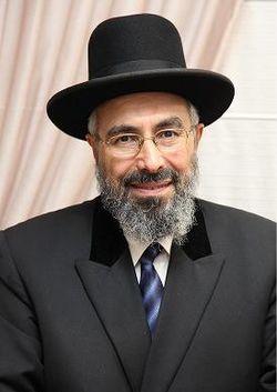 Rabbi Ratzon Arussi