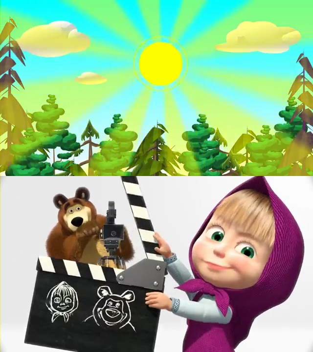 Masha and the Bear  Wikipedia bahasa Indonesia