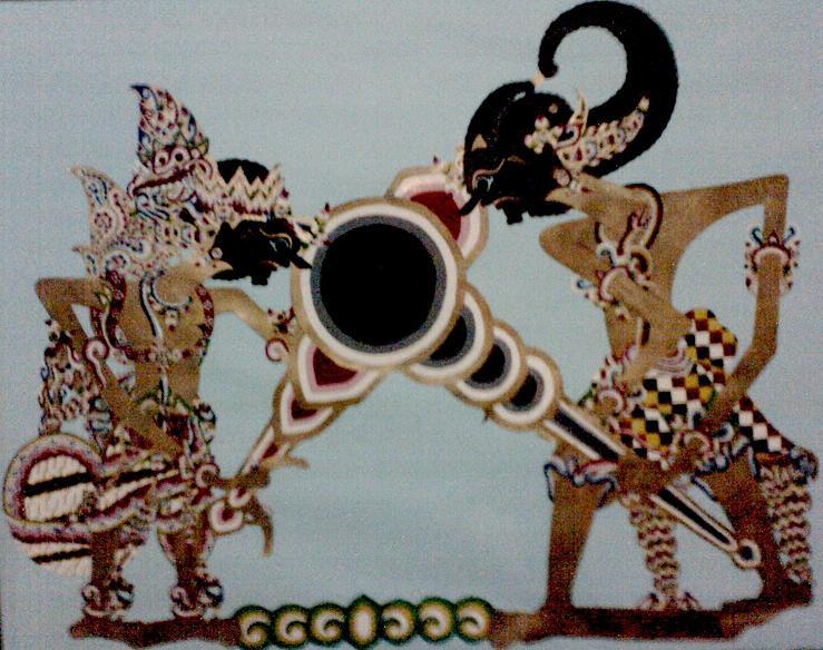 Baratayuda  Wikipedia bahasa Indonesia ensiklopedia bebas