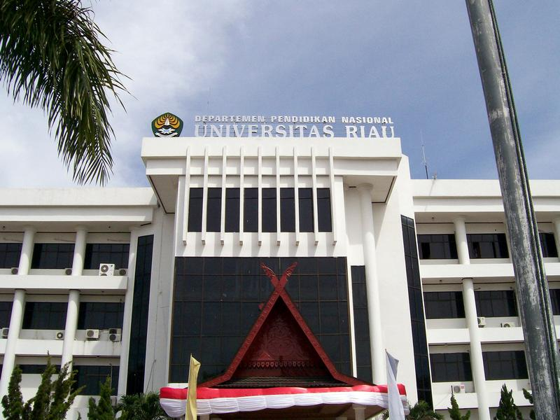 Universitas Riau  Wikipedia bahasa Indonesia