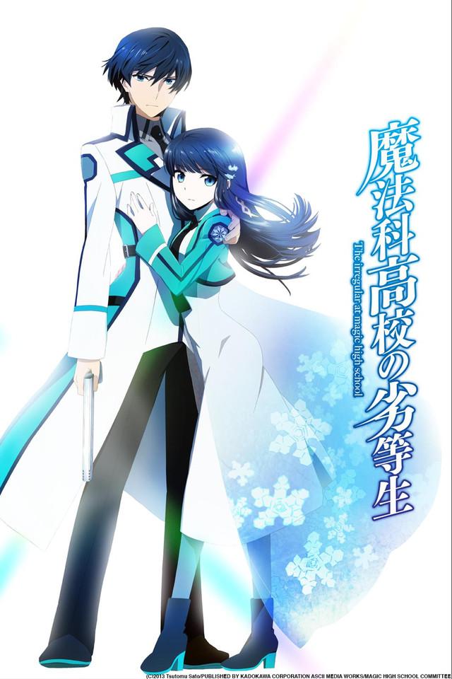 Anime Tentang Sekolah Sihir : anime, tentang, sekolah, sihir, Mahōka, Kōkō, Rettōsei, Wikipedia, Bahasa, Indonesia,, Ensiklopedia, Bebas