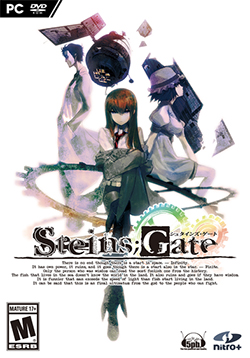 Sci Fi Wallpaper Hd Steins Gate Wikipedia Bahasa Indonesia Ensiklopedia Bebas
