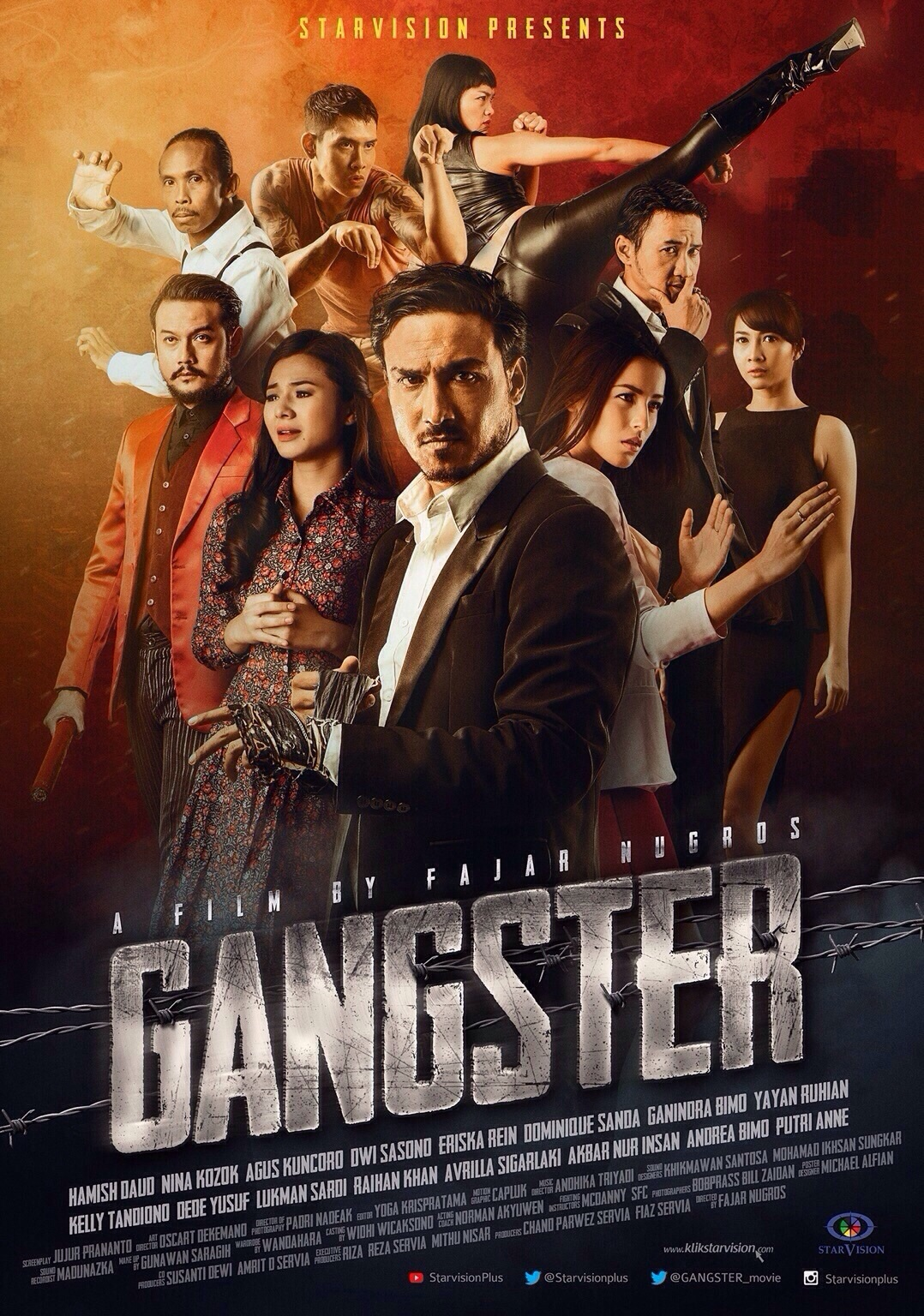Judul Film Gangster : judul, gangster, Gangster, (film), Wikipedia, Bahasa, Indonesia,, Ensiklopedia, Bebas