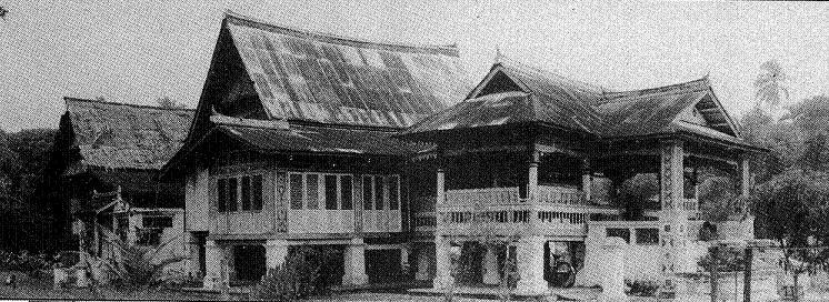 Rumah Melayu  Wikipedia bahasa Indonesia ensiklopedia bebas