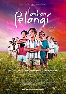 Teks Ulasan Film Laskar Pelangi : ulasan, laskar, pelangi, Laskar, Pelangi, (film), Wikipedia, Bahasa, Indonesia,, Ensiklopedia, Bebas