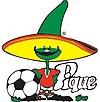 Pique, maskot Piala Dunia 1986