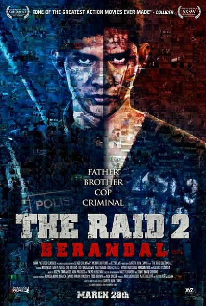 Berkas:Poster Teatrikal The Raid 2-Berandal.jpeg