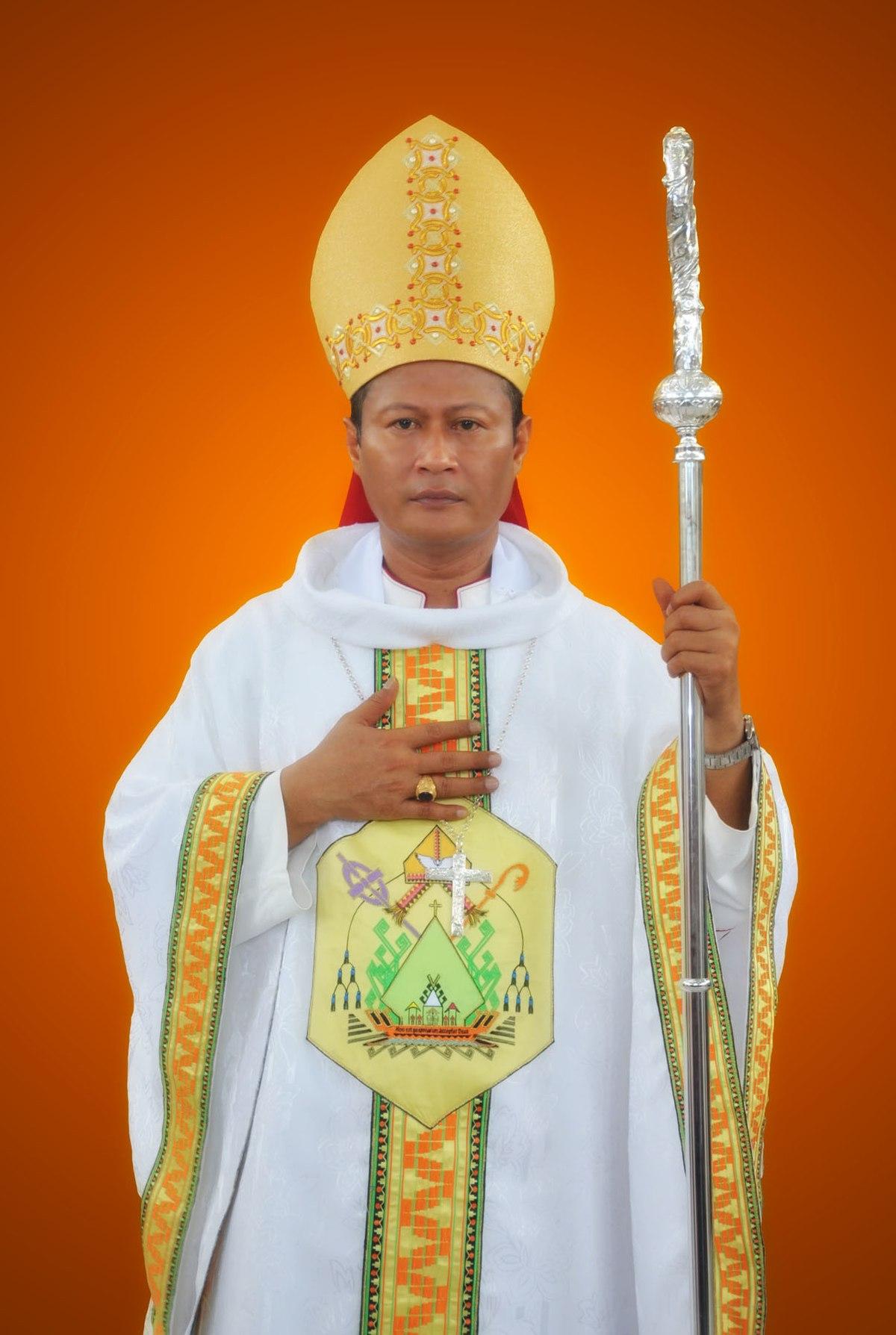 Yohanes Harun Yuwono  Wikipedia bahasa Indonesia