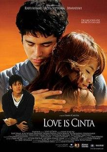 Love is Cinta  Wikipedia bahasa Indonesia ensiklopedia bebas