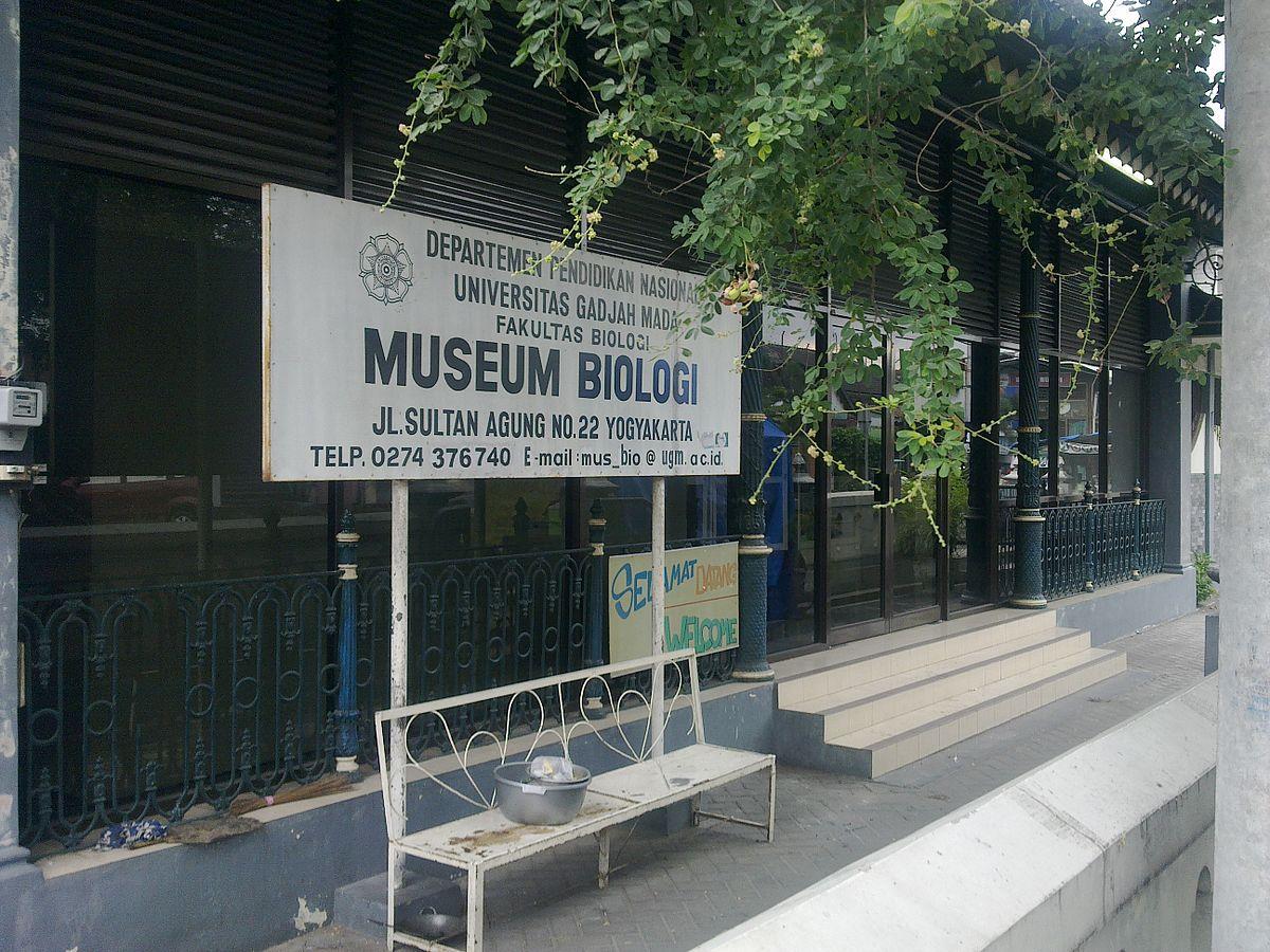 Museum Biologi  Wikipedia bahasa Indonesia ensiklopedia