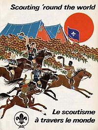 Scouting 'round the world, 1977 edition
