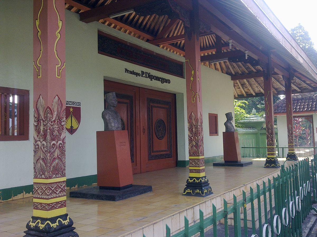 Museum Monumen Pangeran Diponegoro  Wikipedia bahasa