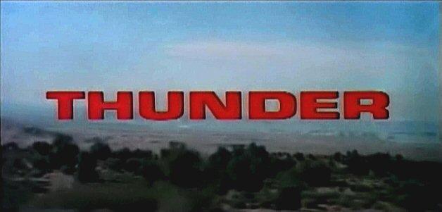 Thunder film 1983  Wikipedia