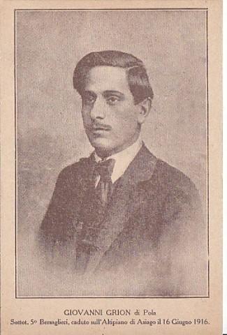 Giovanni Grion  Wikipedia