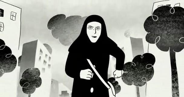 Persepolis film  Wikipedia