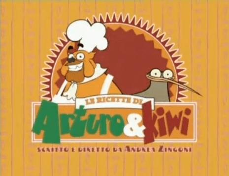Le ricette di Arturo e Kiwi  Wikipedia