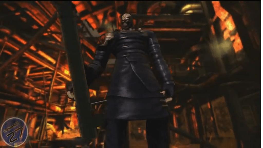 Nemesis Resident Evil T Type