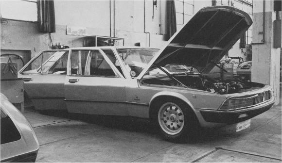 Maserati Quattroporte 1974  Wikipedia