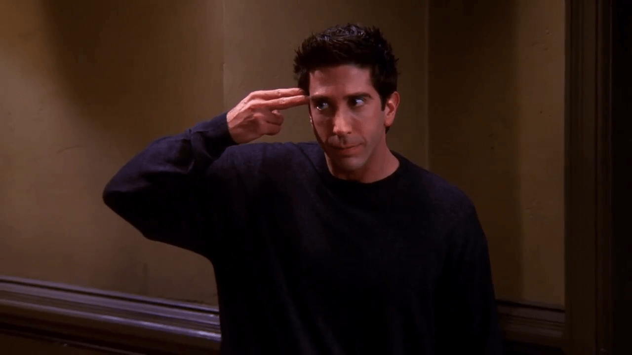The many problems with Ross Geller | PopDunk