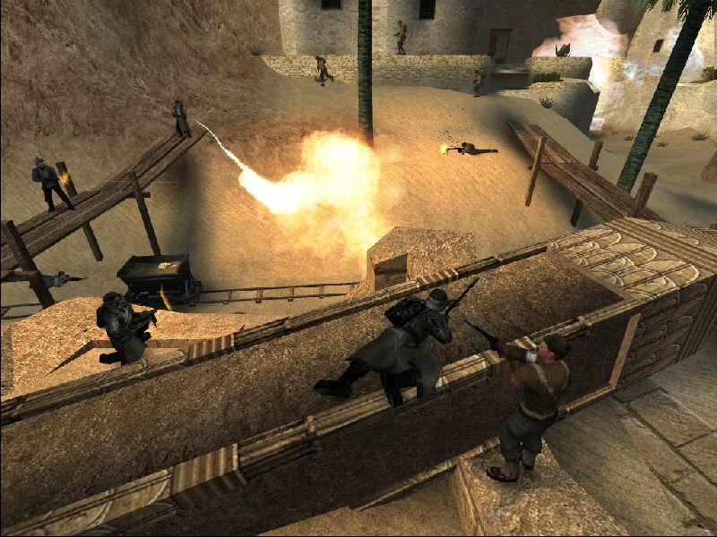 Wolfenstein Enemy Territory  Wikipedia