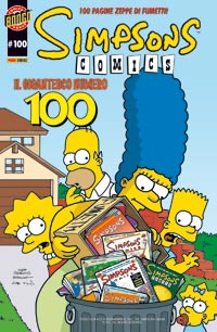 Simpsons Comics  Wikipedia