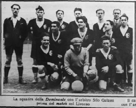 Associazione Calcio La Dominante  Wikipedia