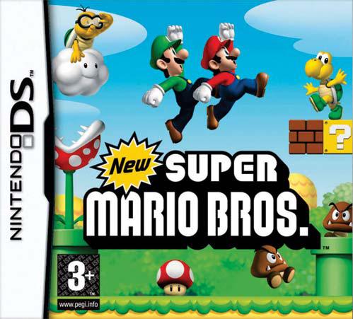 New Super Mario Bros Wikipedia