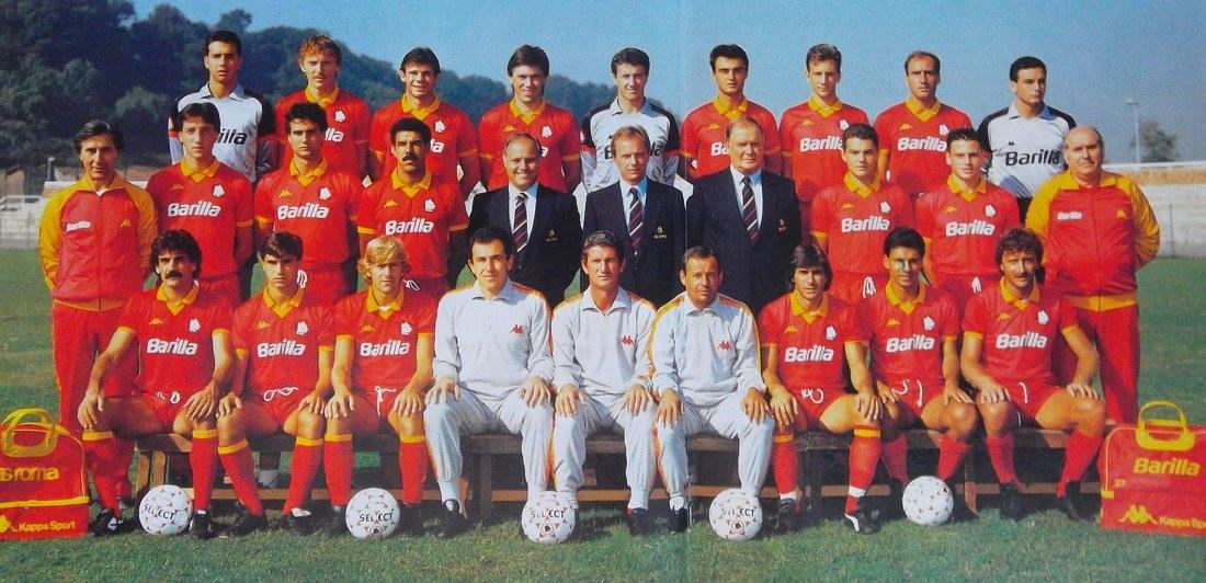 Associazione Sportiva Roma 19851986  Wikipedia