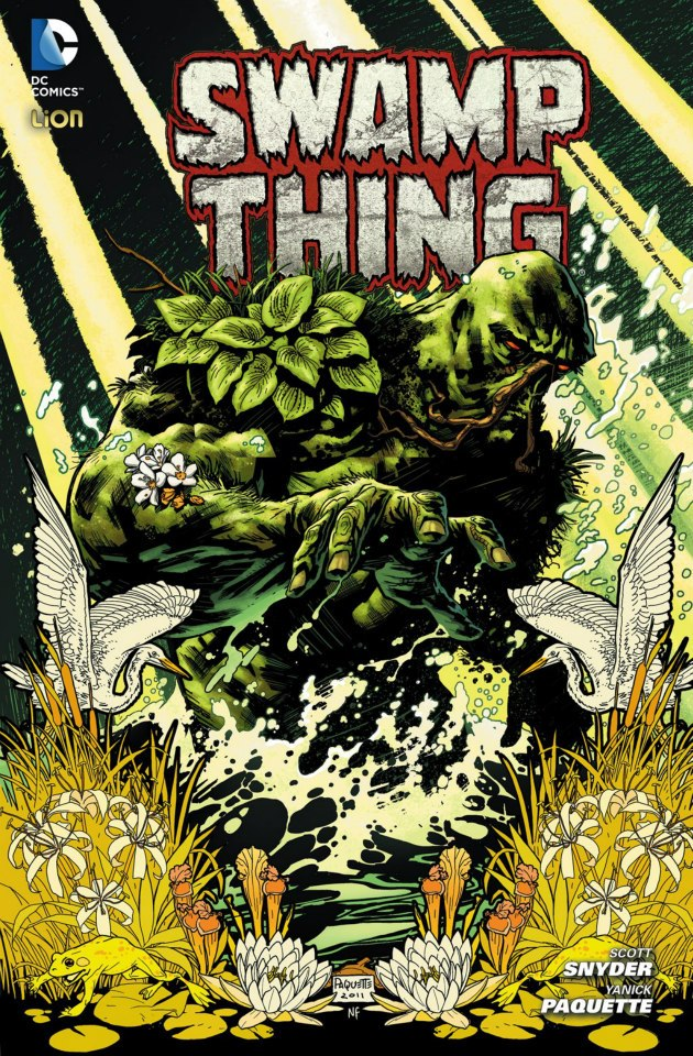 Swamp Thing  Wikipedia
