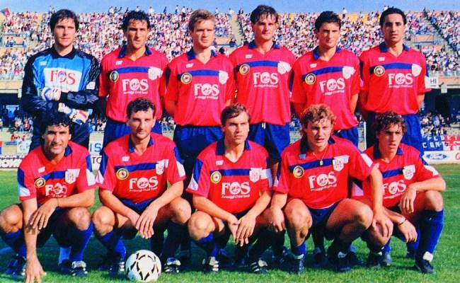 Cagliari Calcio 1989 1990 Wikipedia