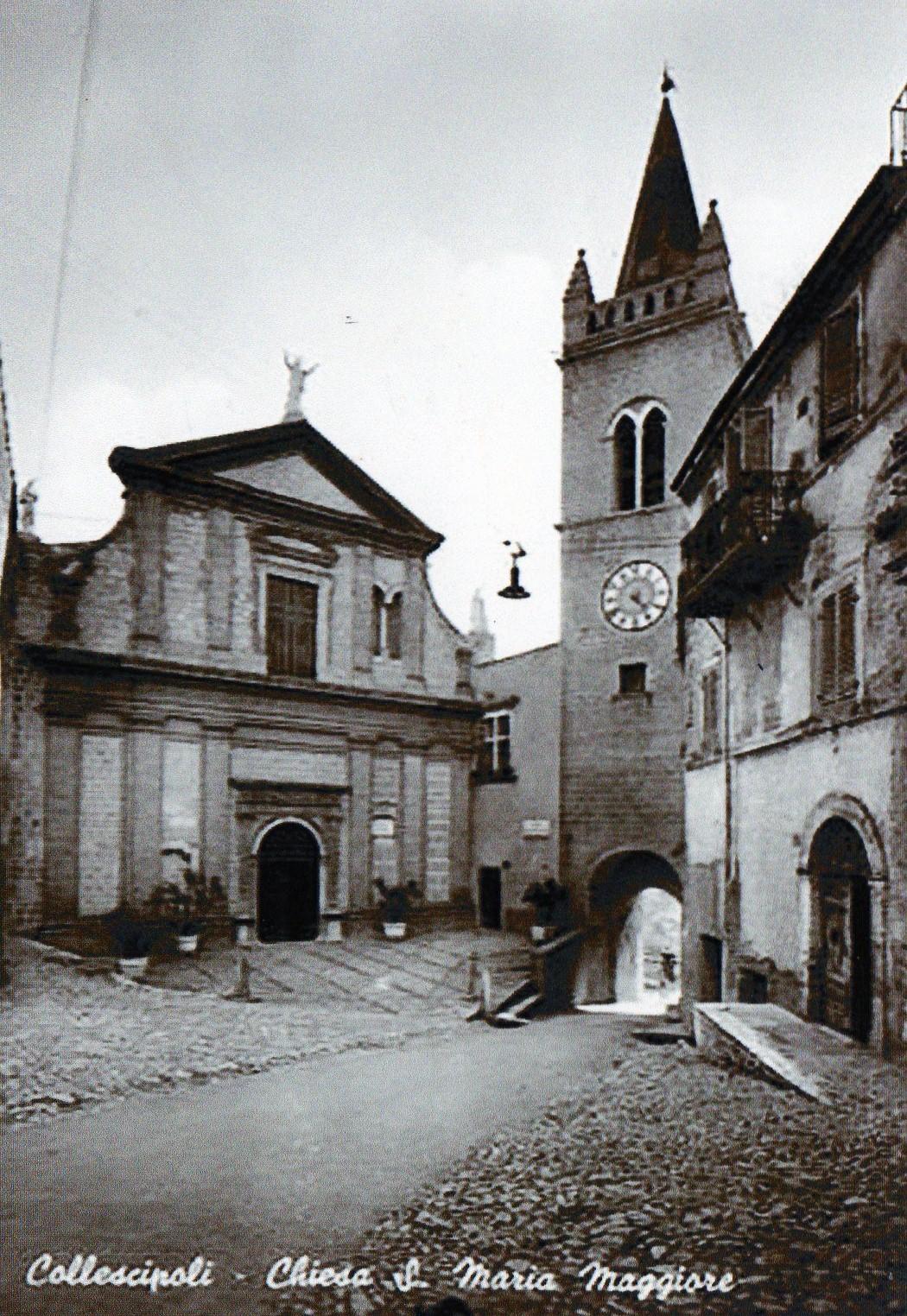 Collegiata di Santa Maria Maggiore Collescipoli  Wikipedia