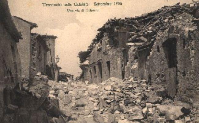 Terremoto Della Calabria Del 1905 Wikipedia