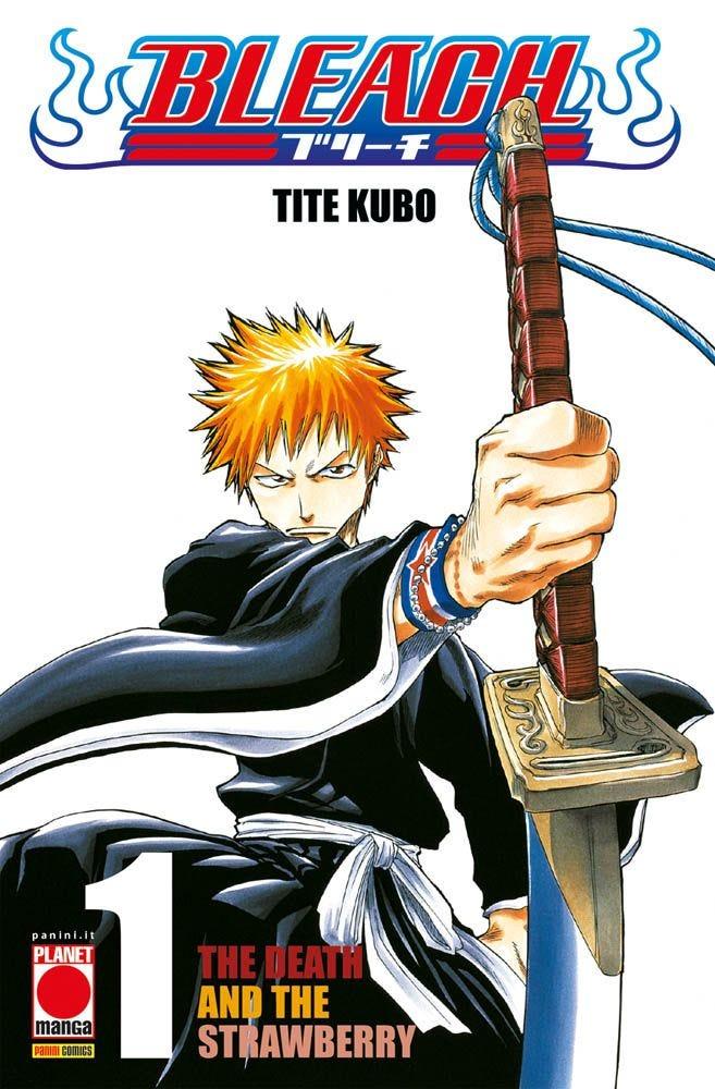 Copertina italiana del manga Bleach Vol. 1