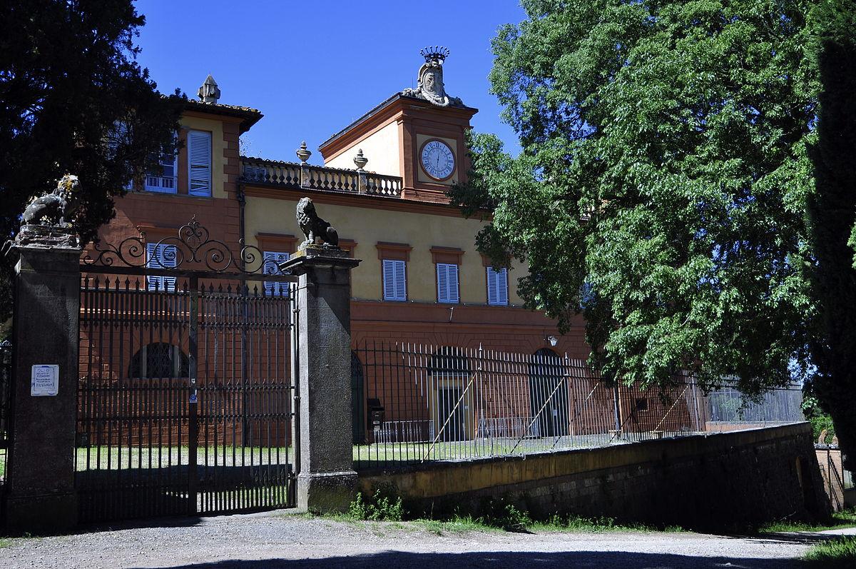 Villa di Mondeggi  Wikipedia