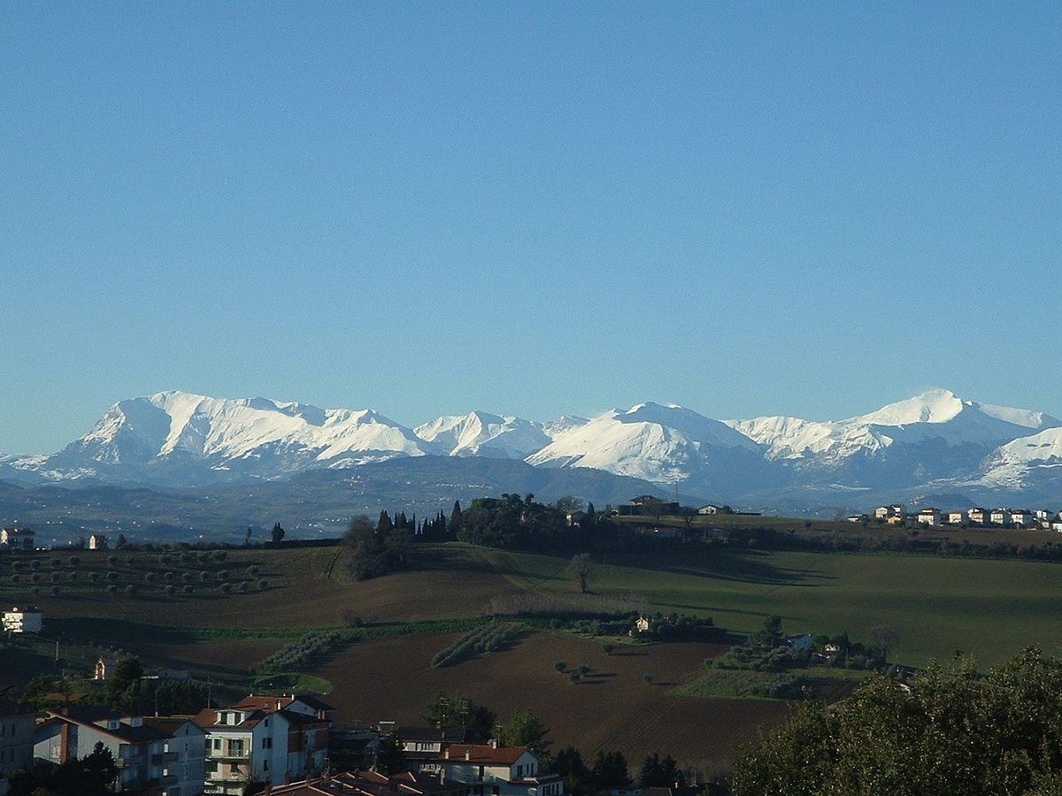 Monti Sibillini  Wikipedia