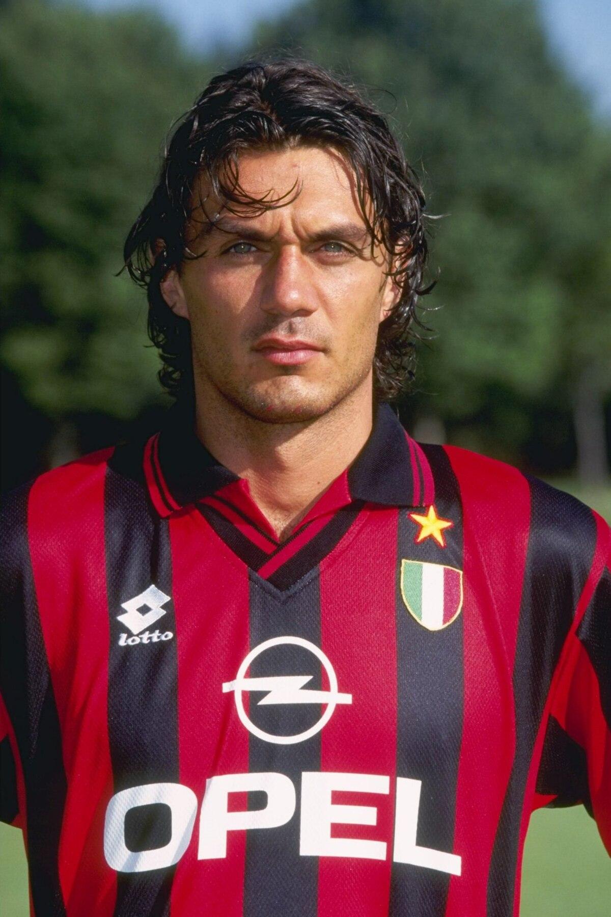 Paolo Maldini  Wikipedia