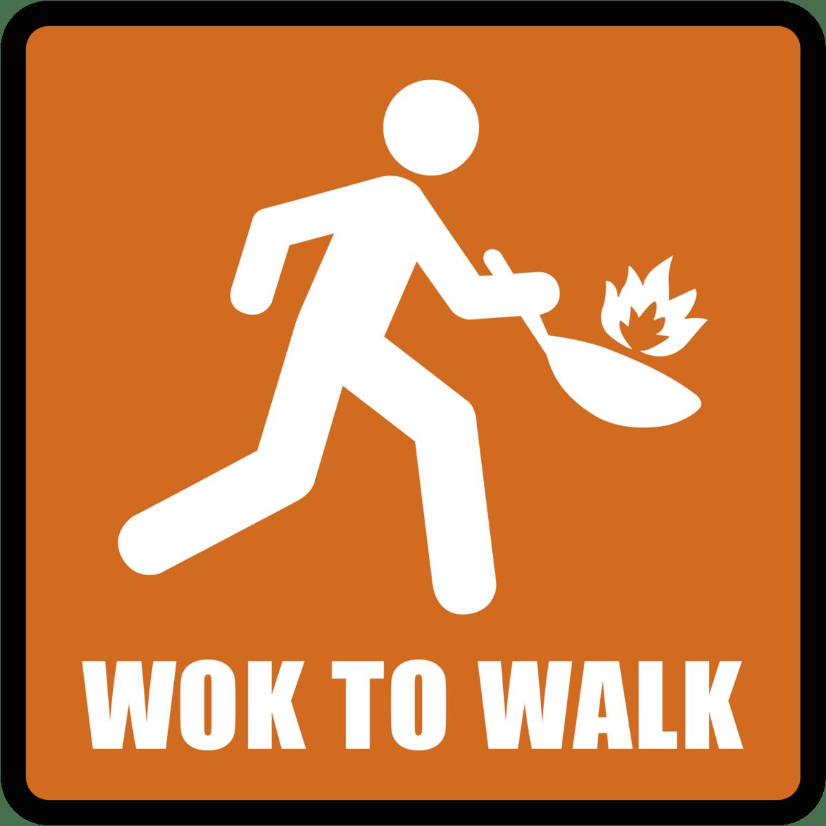 Wok to Walk  Wikipedia